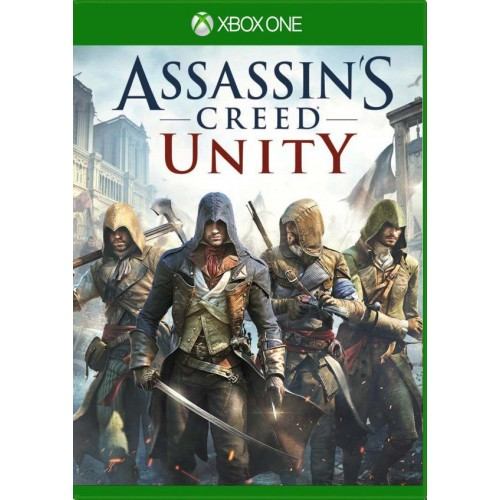 Assassins Creed Unity (Digital)