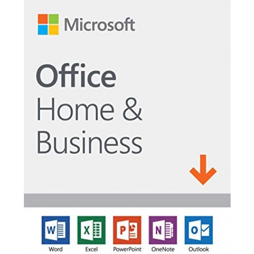 MICROSOFT Office Home and Business 2019 Slovak T5D-03231