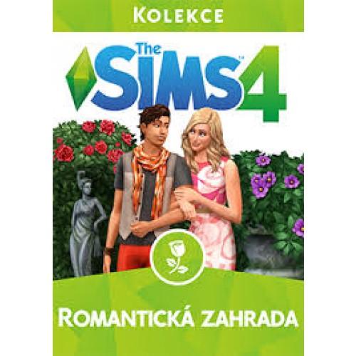 The Sims 4 Romantická záhrada