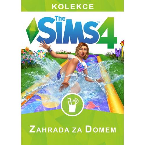 The Sims 4 Záhrada za domom