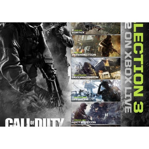 Call of Duty Modern Warfare 3 Collection 3 Chaos