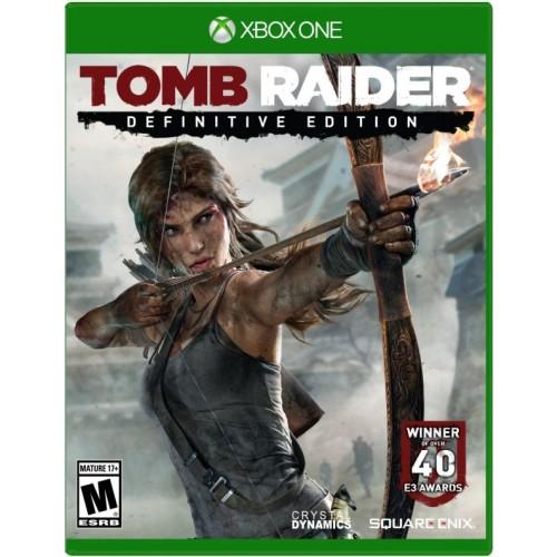 Tomb Raider Definitive Edition (Digital)